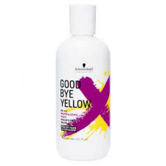Shampoo Neutralizante Schwarzkopf Good Bye Yellow 300ml