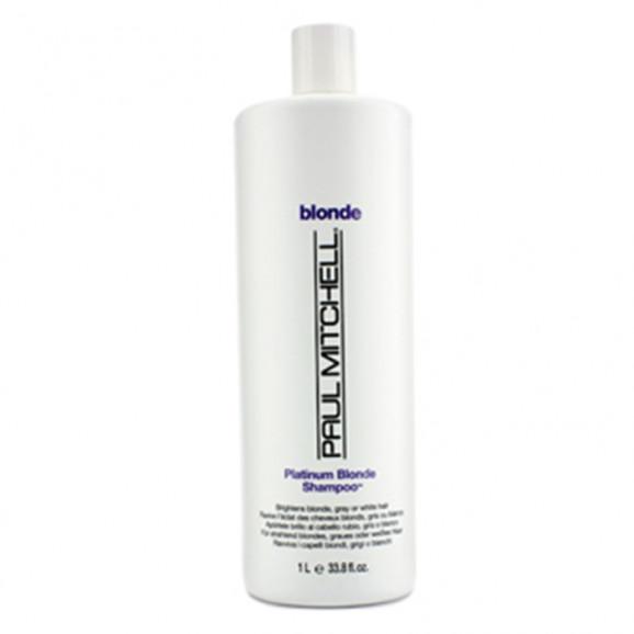 Shampoo Paul Mitchell Platinum Blonde - 1000ml