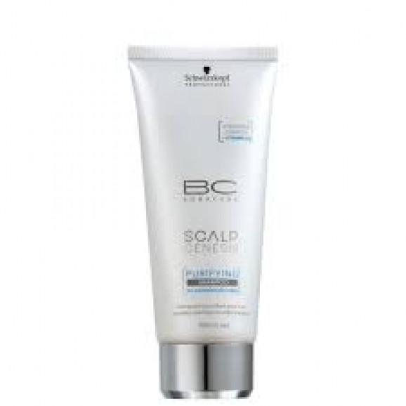 Shampoo Purificante Schwarzkopf BC Scalp Genesis Purifying 200ml
