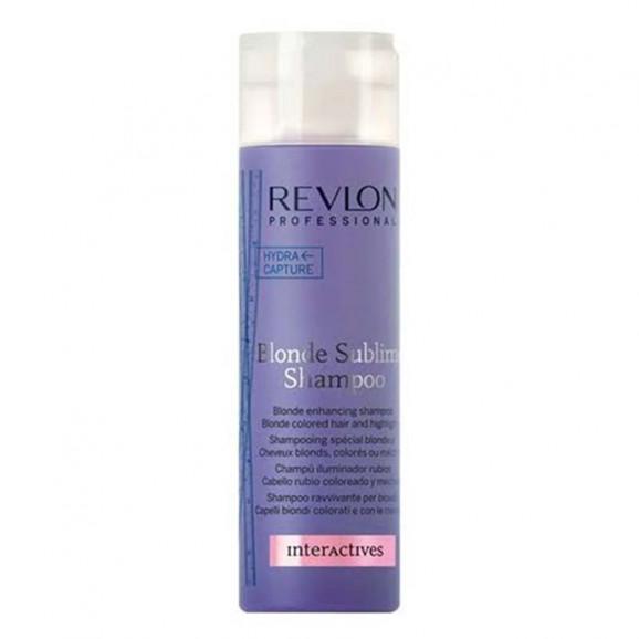 Shampoo Revlon Professional Blonde Sublime 250ml