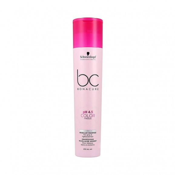 Shampoo Schwarzkopf BC Bonacure pH4.5 Color Freeze 250ml