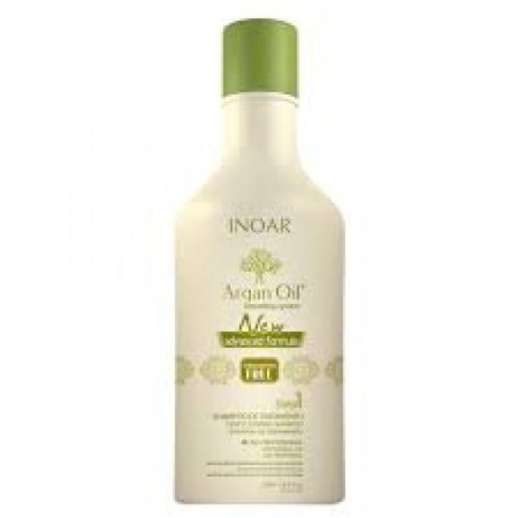 Shampoo de Tratamento Inoar Argan Oil New Advanced 250ml