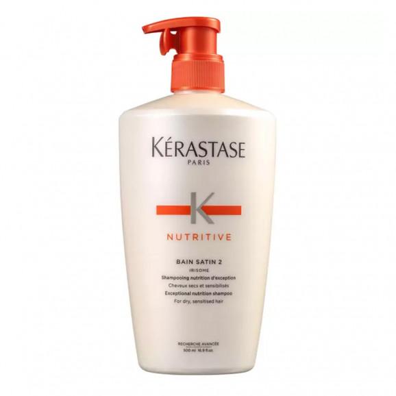 Shampoo Kerastase Nutritive Bain Satin 2 500ml
