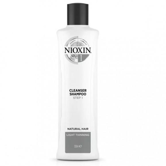 Shampoo Nioxin System 1 300ml