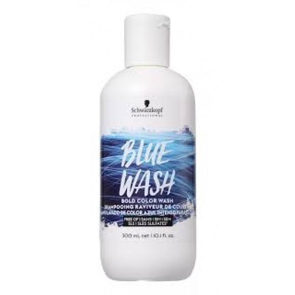 Shampoo Tonalizante Schwarzkopf Professional Bold Color Wash Azul 300ml