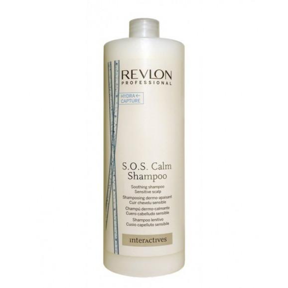 Revlon Professional S.O.S. Calm Shampoo - 1250ml