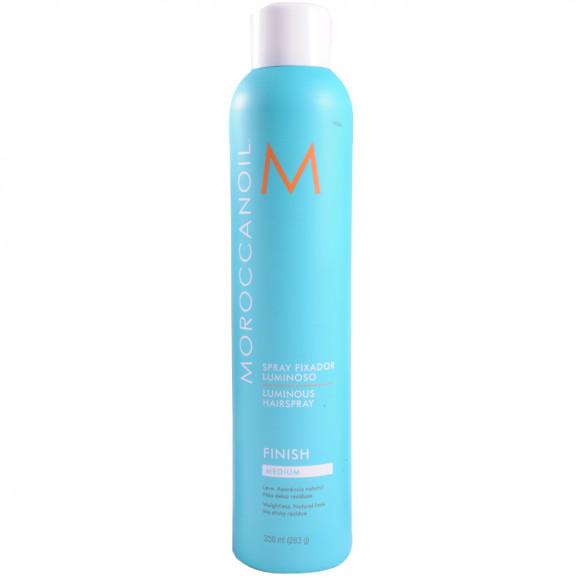 Moroccanoil Spray Fixador Luminoso Medium - 330ml