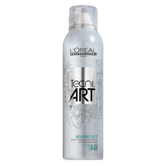 Spray Mousse Loreal Professionnel Tecni.art Volume Lift - 250ml