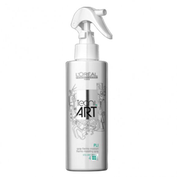 Spray Termo-modelador Loreal Professionnel Tecni.art Pli Volume - 200ml