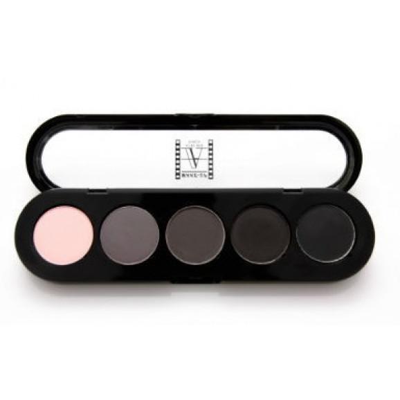 Paleta de Sombras T20 - Palette 5 Cores - Make Up Atelier Paris