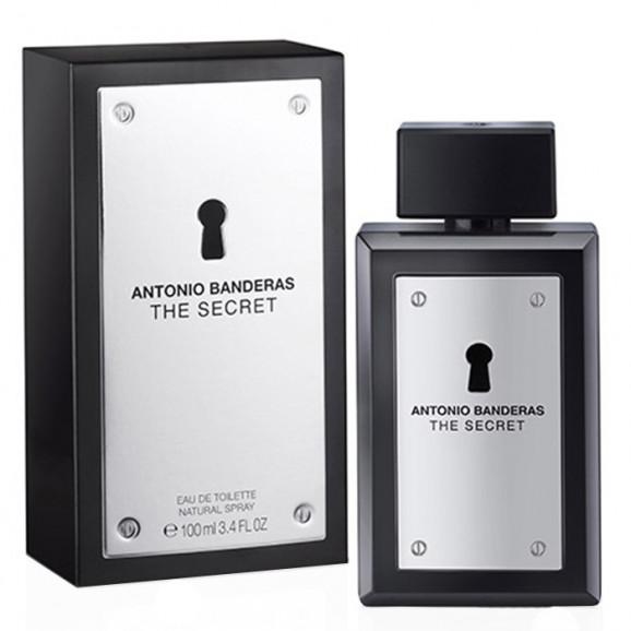 Perfume The Golden Secret EDT Masculino 100ml- Antonio Banderas