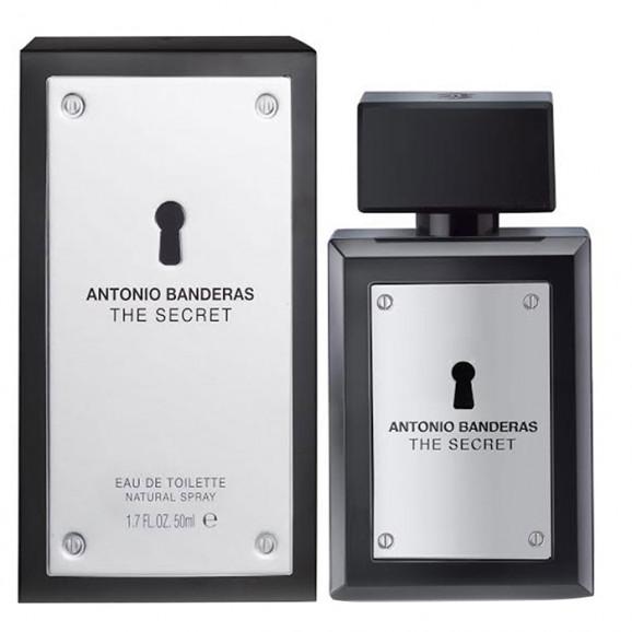 Perfume The Secret Masculino 50ml- Antonio Banderas