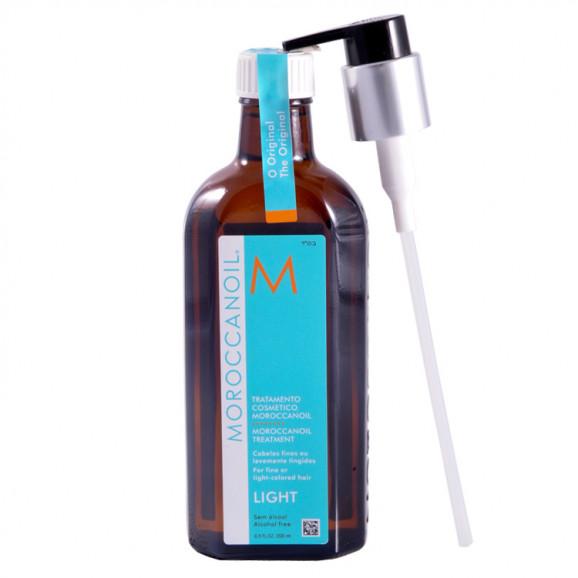 Moroccanoil Light Oil Treatment - Óleo Tratamento Argan 200ml
