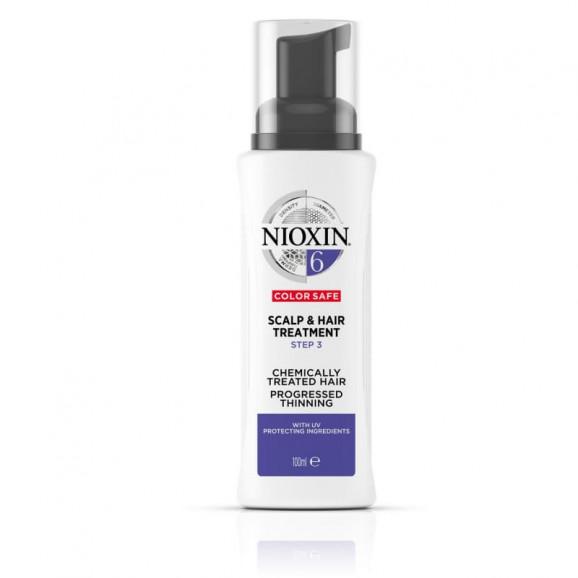 Tratamento Nioxin System 6 Scalp 100ml