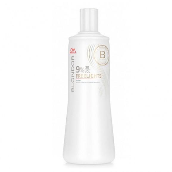 Wella Blondor Freelights Oxidante 9% 30 volumes - 1000ml