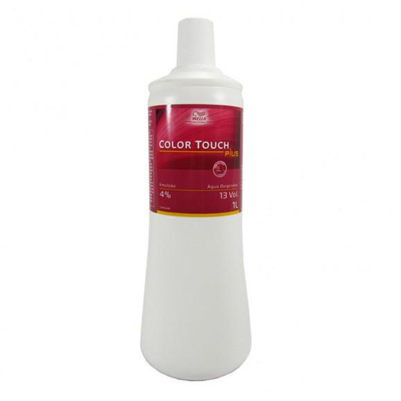 Wella Color Touch Emulsão 4% Água Oxigenada 13 Volumes - 1000ml