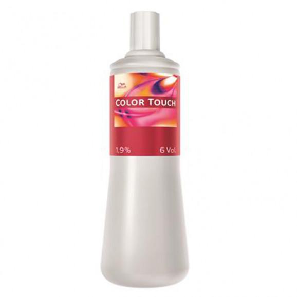 Wella Color Touch Emulsão 1,9% Água Oxigenada 6 Volumes - 1000ml