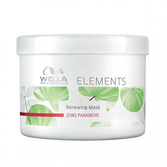 Wella Professionals Elements Renewing Mask - Máscara 500ml
