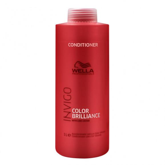 Condicionador Wella Invigo Color Brilliance 1000ml