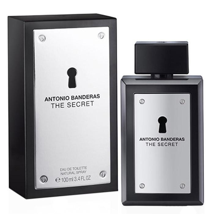625fd286c Perfume The Secret Masculino 100ml- Antonio Banderas - Meu Salão Cosméticos  e Perfumes
