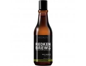 Redken Brews Shampoo Daily 300ml