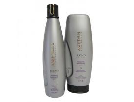 Aneethun Professional Blond System - Kit Matizante (2 produtos)