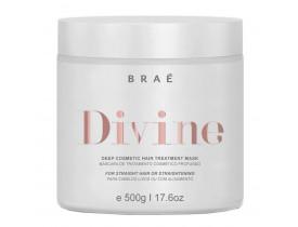 Máscara de Hidratação Profunda Bráe Divine 500g