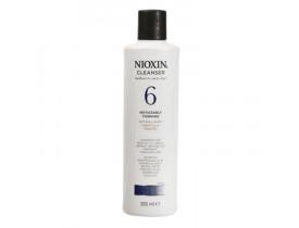 Shampoo Nioxin System 6 Cleanser 300ml