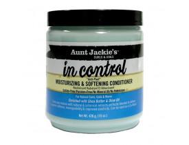 Condicionador Hidratante Aunt Jackies In-control Hair Mask 426g