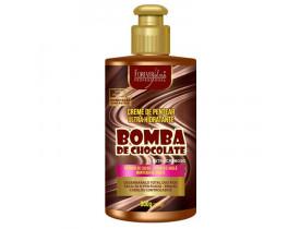 Creme de Pentear Forever Liss Bomba de Chocolate 300g
