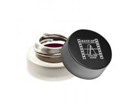 Delineador em Gel Make Up Atelier Eyeliner Esmeralda ECHW Marrom Escuro - 4g