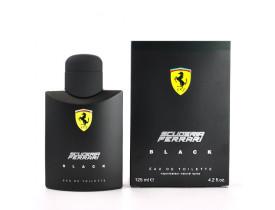 Perfume Scuderia Ferrari Black Masculino Ferrari EDT-125ml