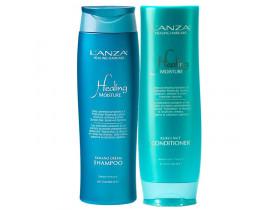Kit Lanza Healing Moisture (2 Produtos)