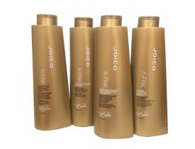 Joico K-Pak Hair Repair System Kit de Tratamento 4 Passos (4 Produtos)