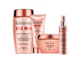 Kit Kerastase Discipline (4 produtos)