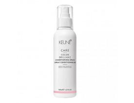 O Leave-in Spray Keune Care Color Brillianz Conditioning Spray é um condicionador leave-in de uso diário para cabelos coloridos. Com o Color Sealing Complex que evita o desbotamento e garante um brilho duradouro da cor.