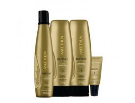 Kit Aneethun Blond System ( 4 Produtos )