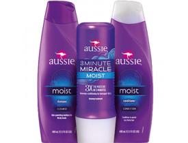 Kit Aussie Moist (3 produtos)