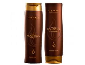 Kit Lanza Keratin Healing Oil (2 Produtos)