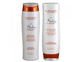 Kit Lanza Healing Volume (2 Produtos)