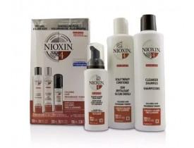 Kit Nioxin 4 Cabelos Coloridos (3 Produtos)