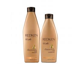 Redken Diamond Oil Kit (2 Produtos)