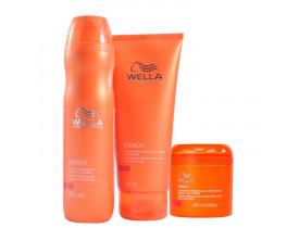 Wella Professionals Enrich Cabelos Finos Kit (3 Produtos)