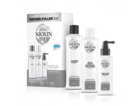 Kit Nioxin System 1 Trial (3 Produtos)