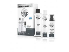 Kit Nioxin System 2 Trial (3 Produtos)