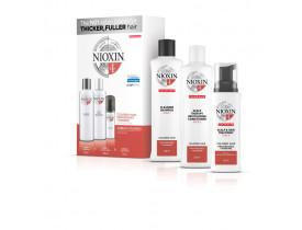 Kit Nioxin System 3 Pequeno (3 Produtos)