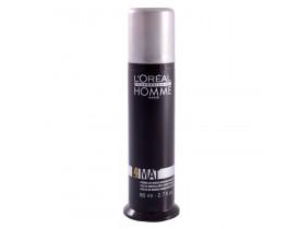 L'oréal Professionnel Homme Mat Pasta de Modelagem - 80ml