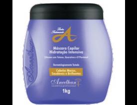 Máscara Capilar Hidratação Intensiva Aneethun - Linha A 1kg