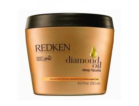 Máscara de Tratamento Redken Diamond Oil 250ml