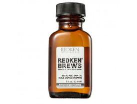 Óleo para Barba Redken Brews Beard Oil 30ml